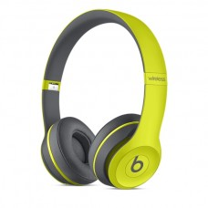 MKQ12ZE/A Beats Solo2 Wireless Headphones Active Collection - Yellow