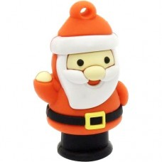 Флешка 16Гб, USB 2.0 - SmartBuy New Year Series - Santa S, Санта