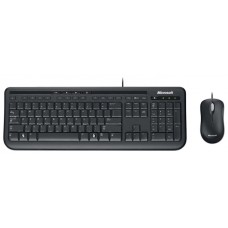 Набор клавиатура+мышь Microsoft Desktop 600 Black (USB, keyboard: 5 multimedia btn, mouse: optical, 800dpi, 3btn+Scroll) OEM