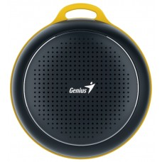Колонка Genius SP-906BT Black, Speaker, BlueTooth 4.1, 3W RMS, Built-in Lithium battery (500mAh)