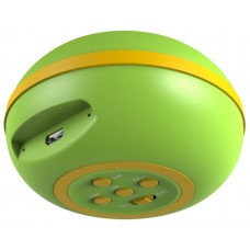 Колонка Genius SP-906BT Green, Speaker, BlueTooth 4.1, 3W RMS, Built-in Lithium battery (500mAh)