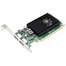 Видеокарта PNY Quadro NVS 310  512mb DDR3, 64 bit, 2*DP, Low Profile